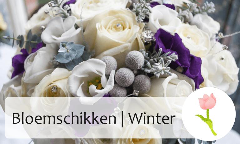 Bloemschikken Winter