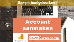 Gratis cursus Google Analytics